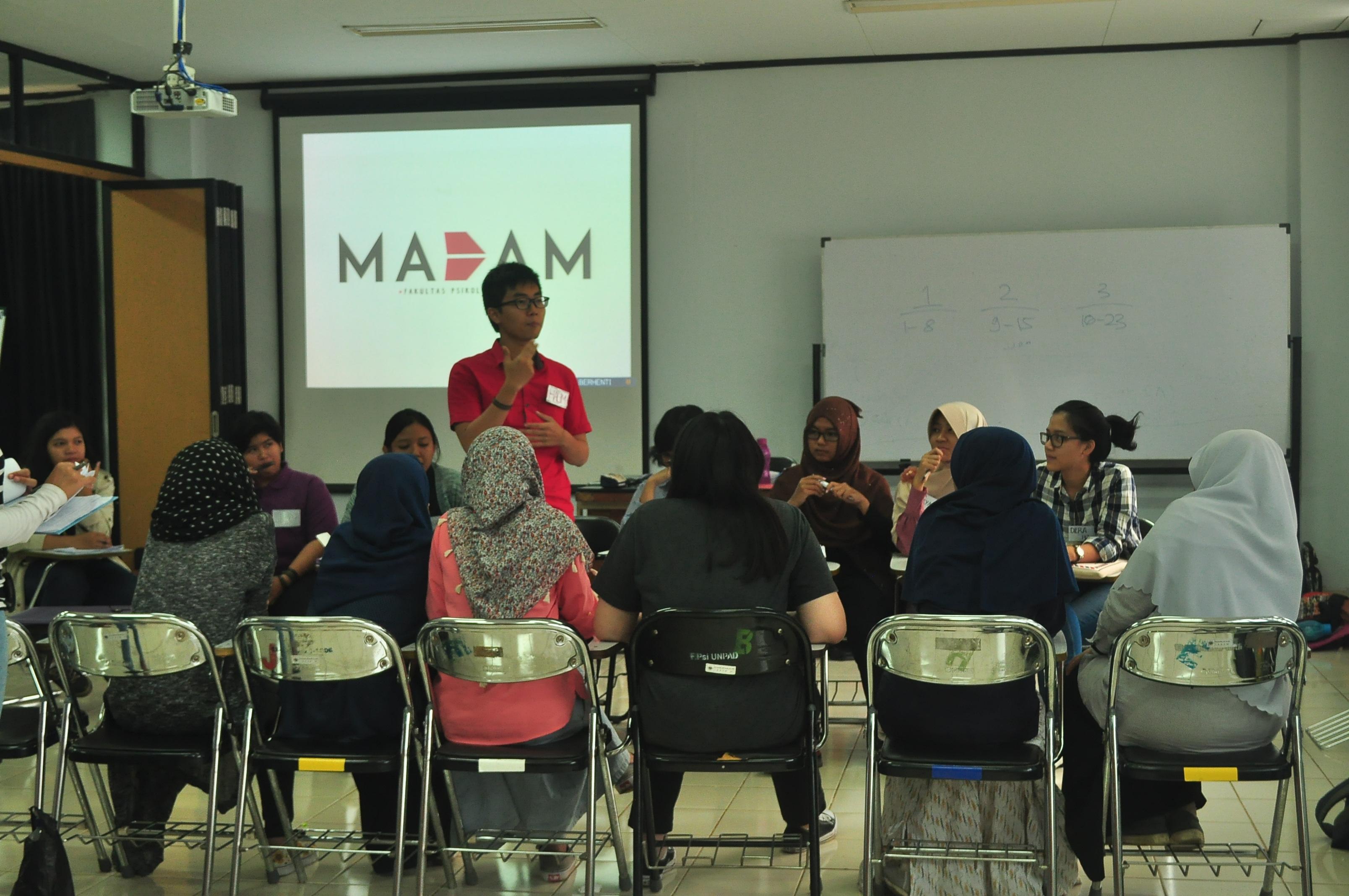 MADAM2015 - 6